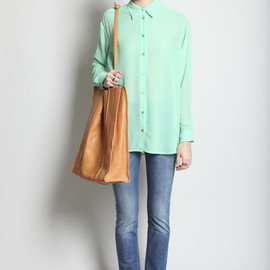 ACNE - Shining Blouse