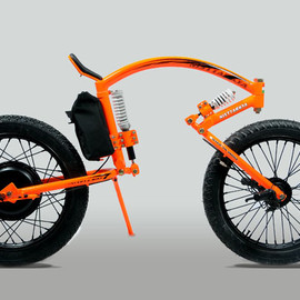 Santhosh - Nisttarkya Electric Concept Bike