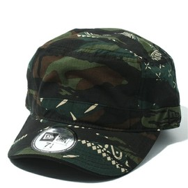 "FIVE O - 50xNEWERA WORK CAP ""W/W"""