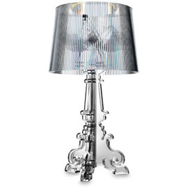 Bourgie Lamp,Black