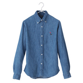 BOHEMIANS - B.D.L/S Shirts Denim