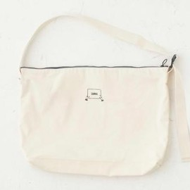 """ CANVAS "" - CANVAS ARMY  Shoulder Bag  OATMEAL"