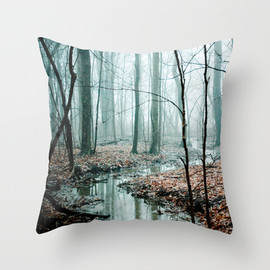 Society6 - Gather up Your Dreams Throw Pillow