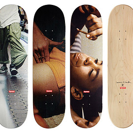 Supreme - Supreme x Larry Clark KIDS 20th Anniversary Capsule Collection Skate deck