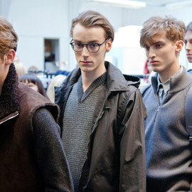 MARGARET HOWELL - London Men's Fashion Week A/W 2013