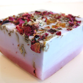 DeShawnMarie  - Lilac Rose Soap by