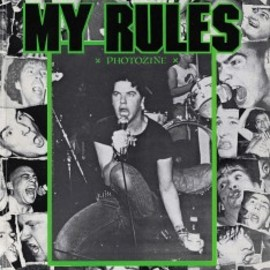 Glen E Friedman - MY RULES Photozine - E-book