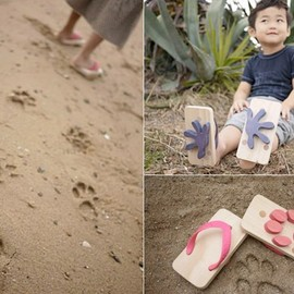 Kiko-Kids - Ashiato-Footprint-Sandals