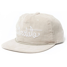 CHOCOLATE SKATEBOARDS - OG SCRIPT CORD HAT