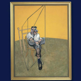Francis Bacon - Three Studies of Lucian Freud