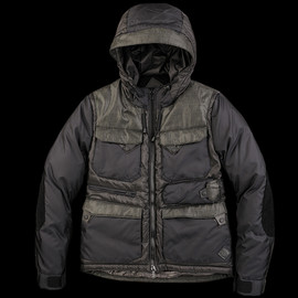 MONCLER - Moncler W Folgore Jacket in Black