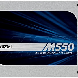 Crucial - CT256M550SSD1