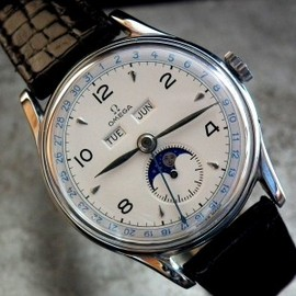 OMEGA - Moonphase Vintage