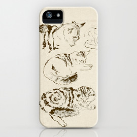 Eric Fan - Harryhausen (full page version) iPhone Case