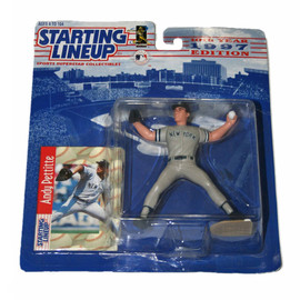 VINTAGE - Vintage 1997 Starting Lineup Andy Pettitte NY Yankees Figure