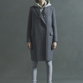 THE RERACS - 2014aw chestercoat