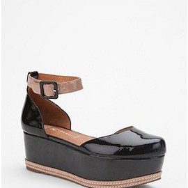 Jeffrey Campbell - Patent D'Orsay Wedge