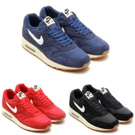 Nike - NIKE AIR MAX 1 ESSENTIAL 3COLORS