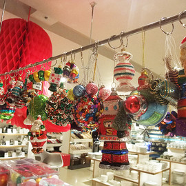 THE CONRAN SHOP - Christmas Ornaments