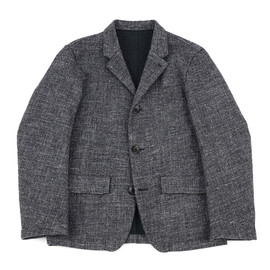COSMIC WONDER - WOOL LINEN BONDING JACKET