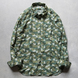 HYPERION × LOCALS ONLY - CAMOUFLAGE×2 SHIRTS
