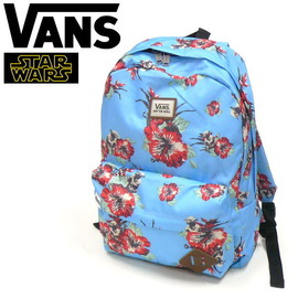 VANS - STAR WARS CAMPER Yoda Aloha BACKPACK