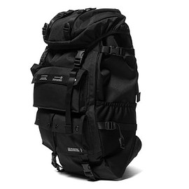 Milspec Back Pack - Black