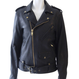 Black Means - AMERICAN DOUBLE LEATHER RIDERS