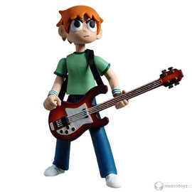 Mezco - Scott Pilgrim Action Figure