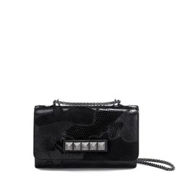 "VALENTINO - ""NOIR"" clutch bag"