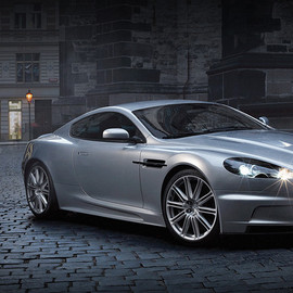 Aston Martin - DBS COUPE