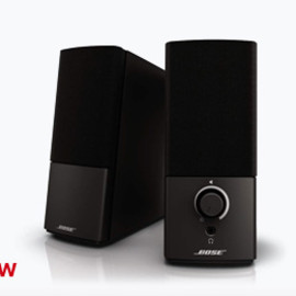 Bose - Companion®2 Series III  multimedia speaker system