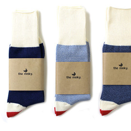 TAKAHIROMIYASHITA The SoloIst. - the monkey socks
