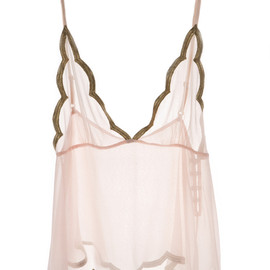 Ell & Cee - SUNRISE LUXE GOLD CAMISOLE