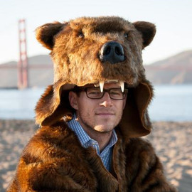 Buffoonery Factory LLC - GRIZZLY BEAR COAT