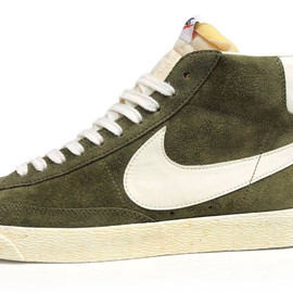 NIKE - BLAZER MID PREMIUM VINTAGE 「LIMITED EDITION for EX」