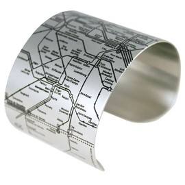 Design Hype - Paris Metro Cuff