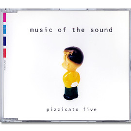 Pizzicato Five - プロモCD music of the sound, XDCL-93210