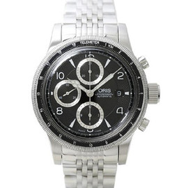 Air Racing Edition V Stainless Steel Watch