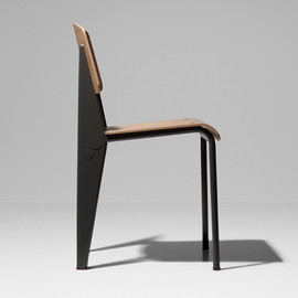 Vitra - Prouve Raw Standard Chair, 1934/50
