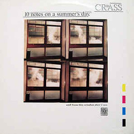 Crass - 10 Notes On A Summer's Day