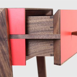 Young & Norgate - Animate Bedside Table