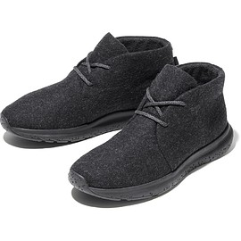 THE NORTH FACE - Velocity Wool Chukka GORE-TEX - Black