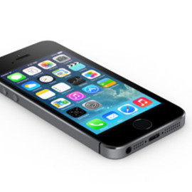 Apple - iPhone 5s 64GB (Space Gray)