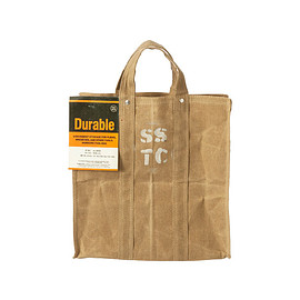 PUEBCO - LABOUR TOTE BAG - SAND/SMALL