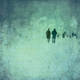 Anne Staub - People  Art Print