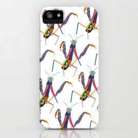 Society6 - mantis iPhone & iPod Case