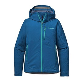 patagonia - Women\'s Stretch Rainshadow Jacket - Bandana Blue BBE