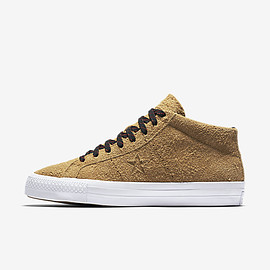 Converse - CONS One Star Pro Wooly Bully Mid Top