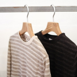 commono reproducts - Border Knit